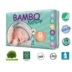 Couches Bambo Nature