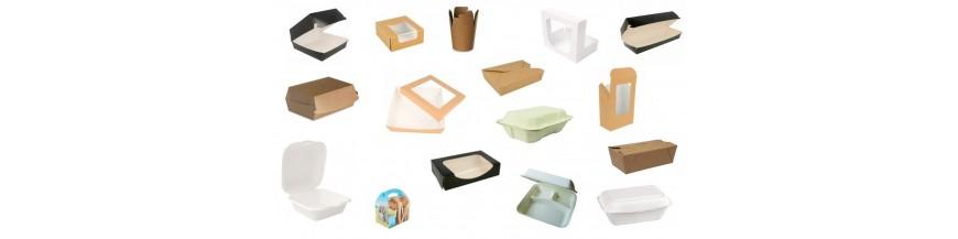 Boîtes en carton  Take Away